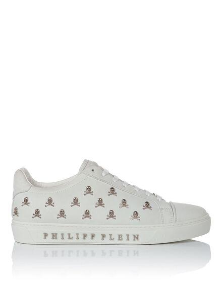 """Lo-Top Sneaker """"Bulls"""""""