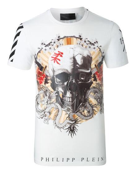 """T-shirt Round Neck SS """"Gozu"""""""