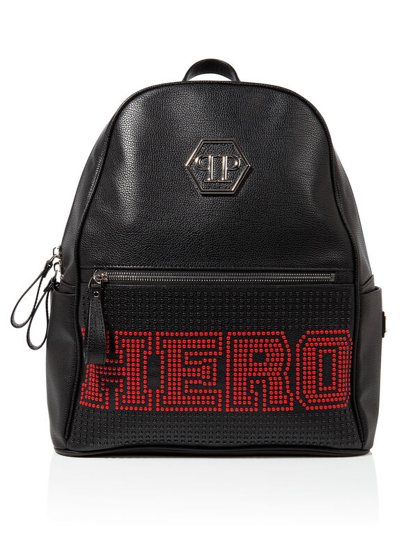 """backpack """"you are my hero"""""""