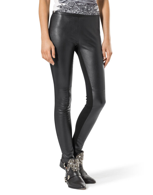 "leather leggings ""sexiness"""