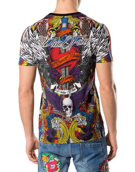 "T-shirt Round Neck SS ""Classic"""