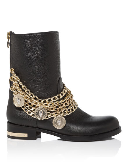 "Boots Lo-Heels Low ""pervinca"""