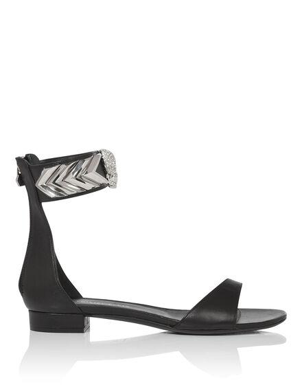 "Sandals Flat ""Moulins"""