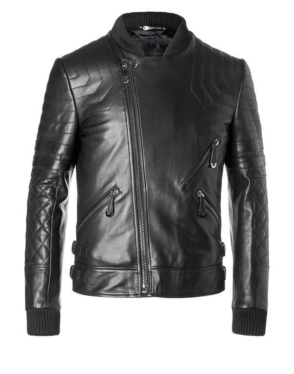 """Leather Biker """"Ooda"""""""