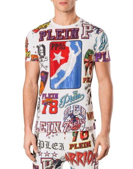 "T-shirt Round Neck SS ""Dip"""