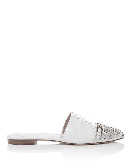 "sandal ""ivory"""
