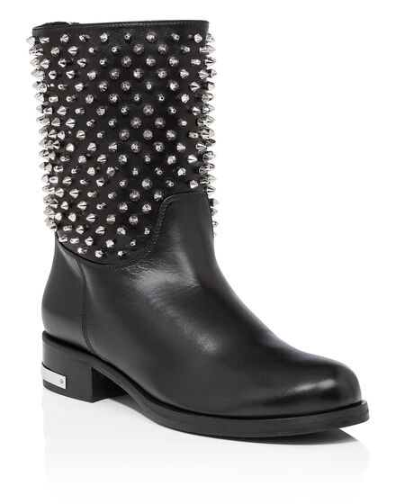 "Boots Low Flat ""Blois"""