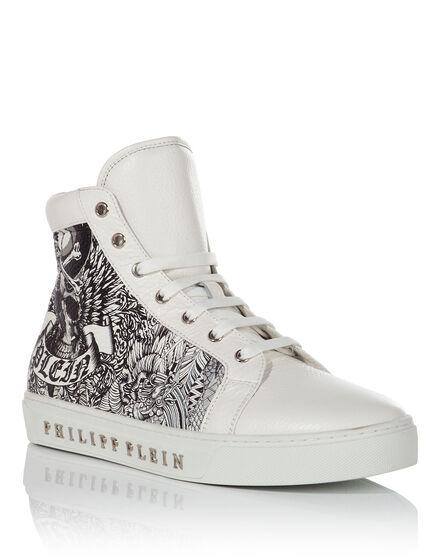 Hi-Top Sneakers Howick