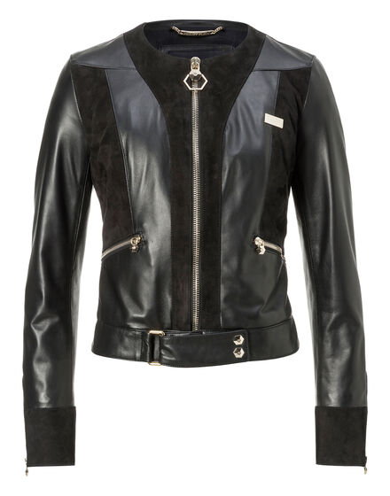 Leather Jacket Broome Street