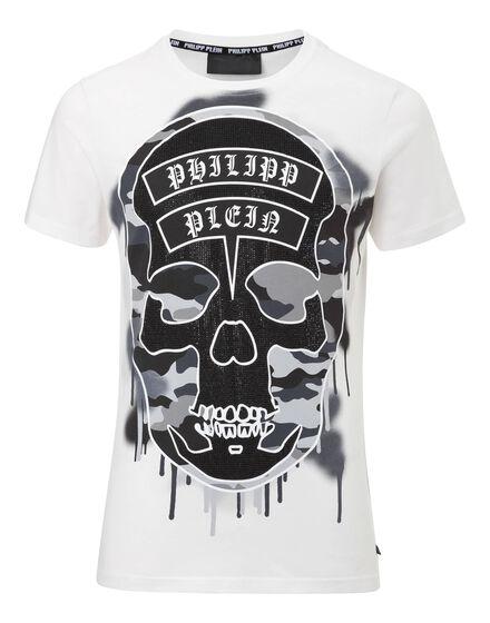 "T-shirt Round Neck SS ""Cliton"""
