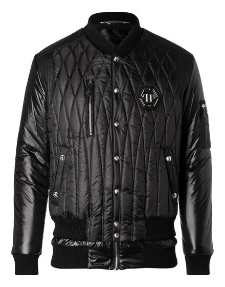 Philipp Plein Men's Jackets: Leather, Denim, Fur Jackets for Men ...