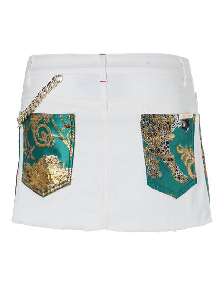 "Mini Skirt ""Compos"""