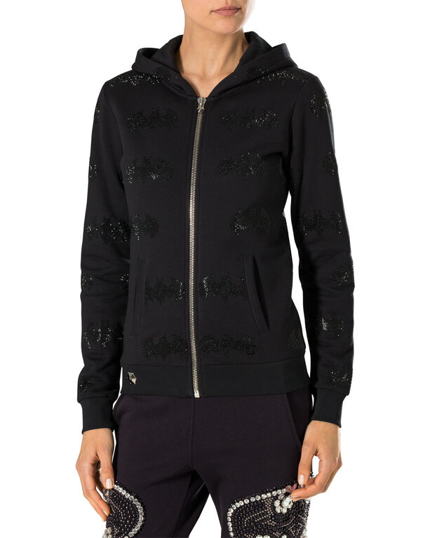 """hooded jacket """"gotham"""""""