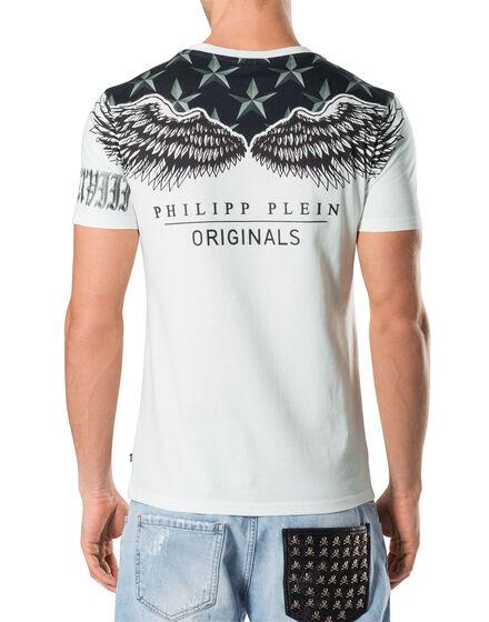 """T-shirt Round Neck SS """"Ceil"""""""