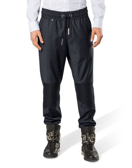"Jogging Trousers ""My black"""