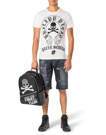 "T-shirt Round Neck SS ""Brik"""