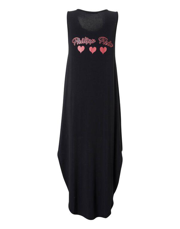 "PHILIPP PLEIN T-Shirt Dress ""Bombay Feel"""