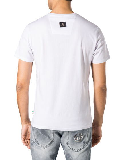 "T-shirt Round Neck SS ""Fred"""