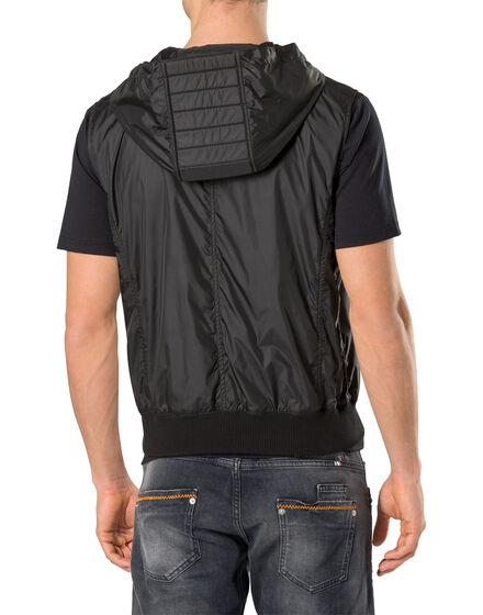 """Short Vest """"Rude"""""""