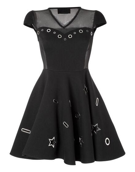 """Knit Dress """"Porong"""""""