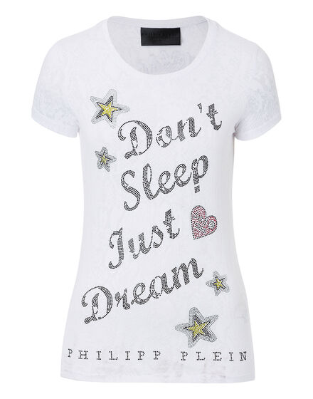 T-shirt Round Neck SS Dream