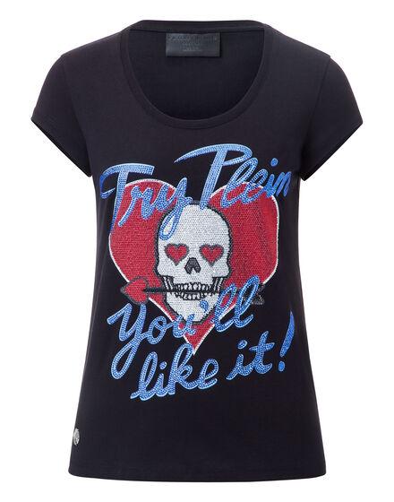 """T-shirt Round Neck SS """"Balinay Ocy"""""""