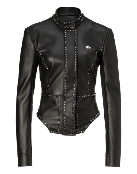Leather Jacket Harlem