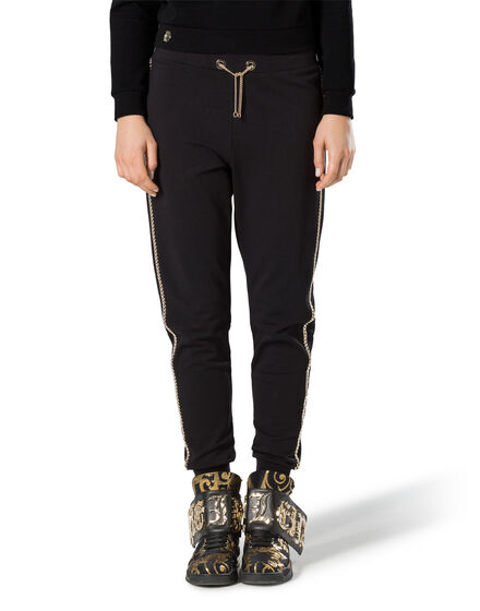 "Jogging Trousers ""Chains"""