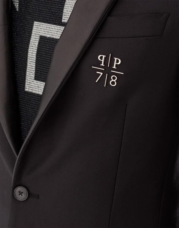 "smoking jacket ""dictator"""