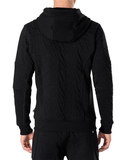 "Hoodie sweatshirt ""Aero"""