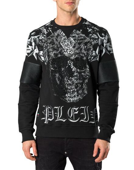 "Sweatshirt LS ""Lava"""