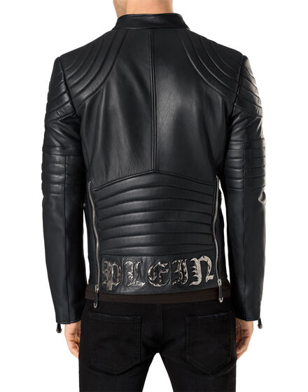 "Leather Biker ""Bitter"""