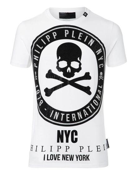 T-shirt Round Neck SS eddie