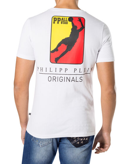 "T-shirt Round Neck SS ""Opera"""