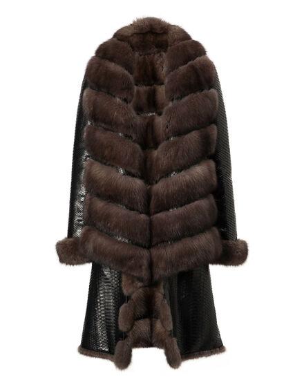 Fur Coat Long Liar Zibellin