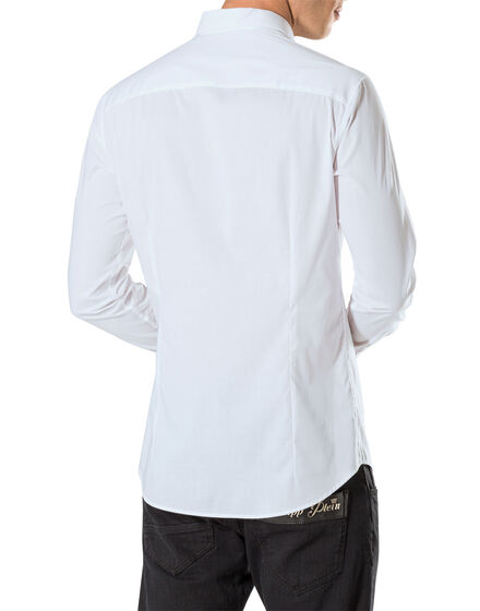 "Shirt platinum ""Duble"""