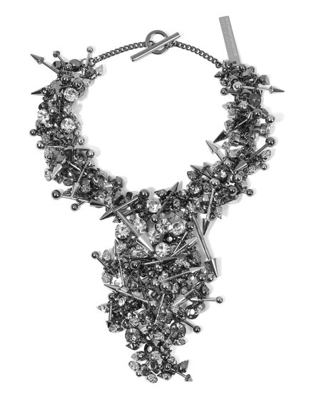 "necklace ""punk princess"""