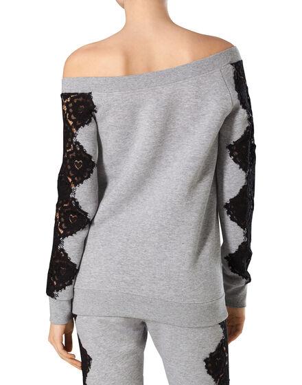 "Sweatshirt LS ""Manion"""