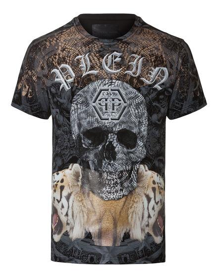 "T-shirt Round Neck SS ""Harvard"""