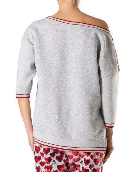 "Sweatshirt SS ""April"""