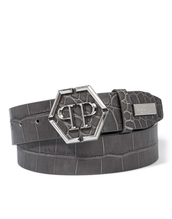 "Belt ""pat one"""