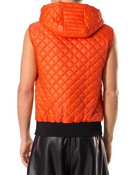 """Short Vest """"Fire"""""""