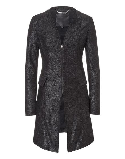 "Leather Coat ""Acanthaster"""