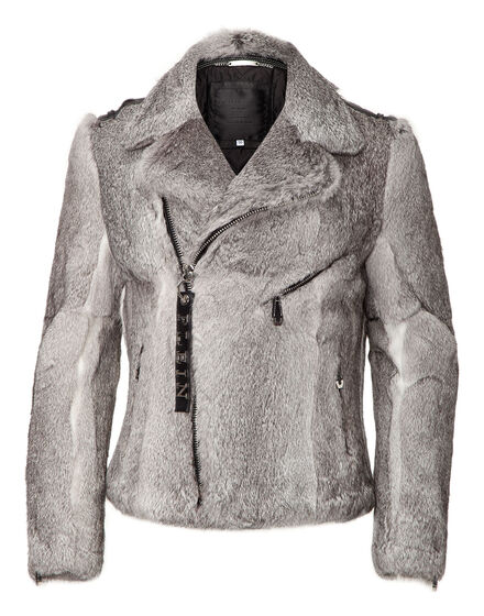 fur jacket rome