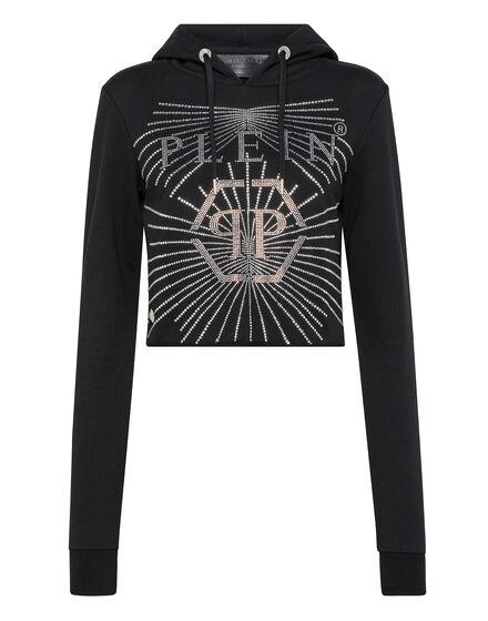 Hoodie sweatshirt Crystal