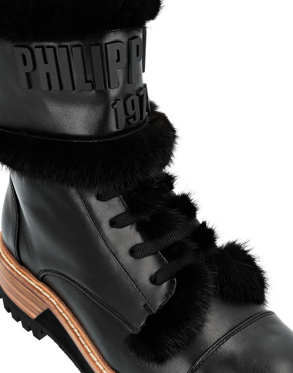 Boots Low Flat PP1978