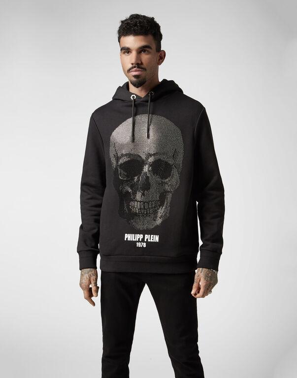 Hoodie sweatshirt Skull