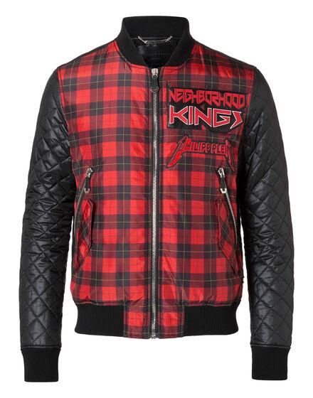 Nylon Jacket Akaito