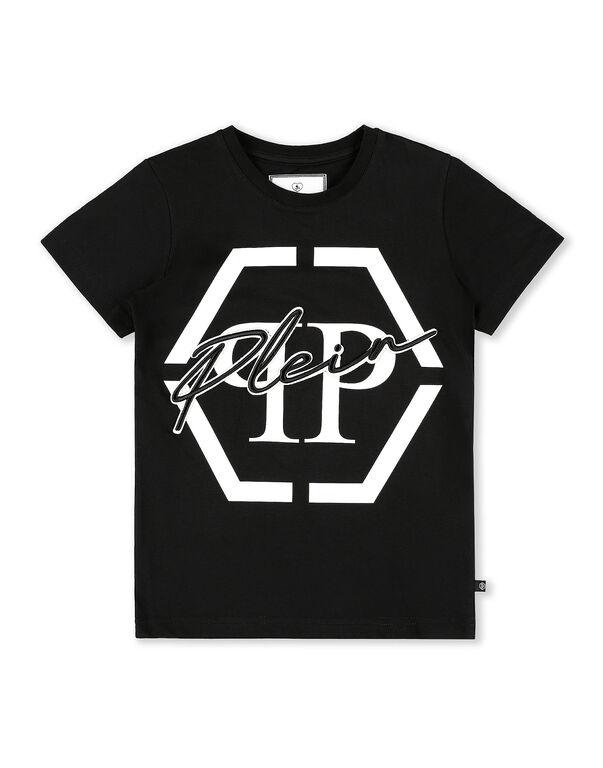 T-shirt Round Neck SS Hexagon