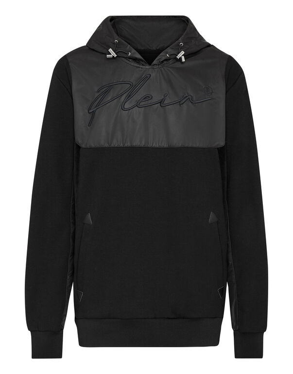 Hoodie sweatshirt Iconic Plein